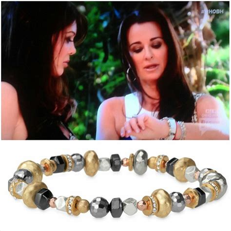 luck necklace lisa rina whitney fields style beauty jewelry blog lisa rinna