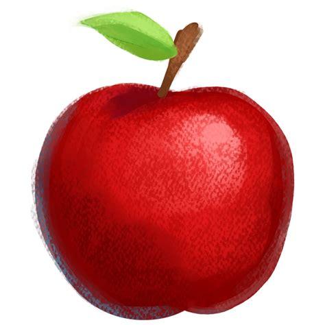 fruit apple free illustration apple fruit crayons drawing