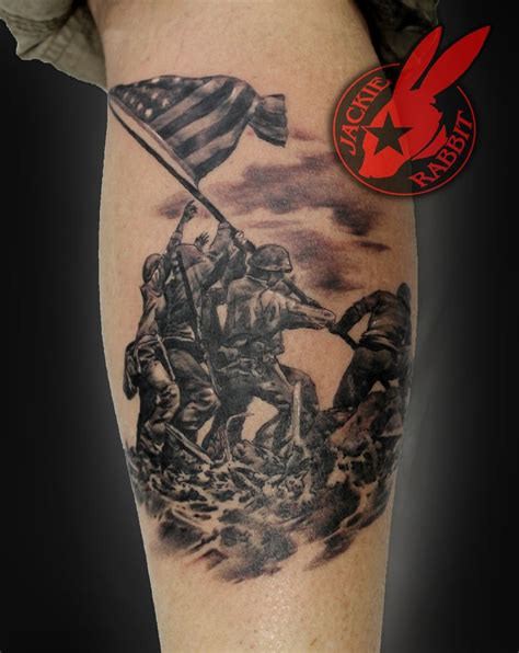 iwo jima tattoo 11 best usmc images on usmc emblem marine