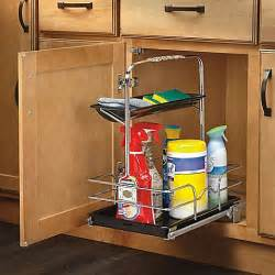 rev a shelf 544 10c 1 under sink pull out removable