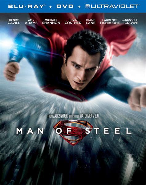 film blu hd man of steel dvd release date november 12 2013