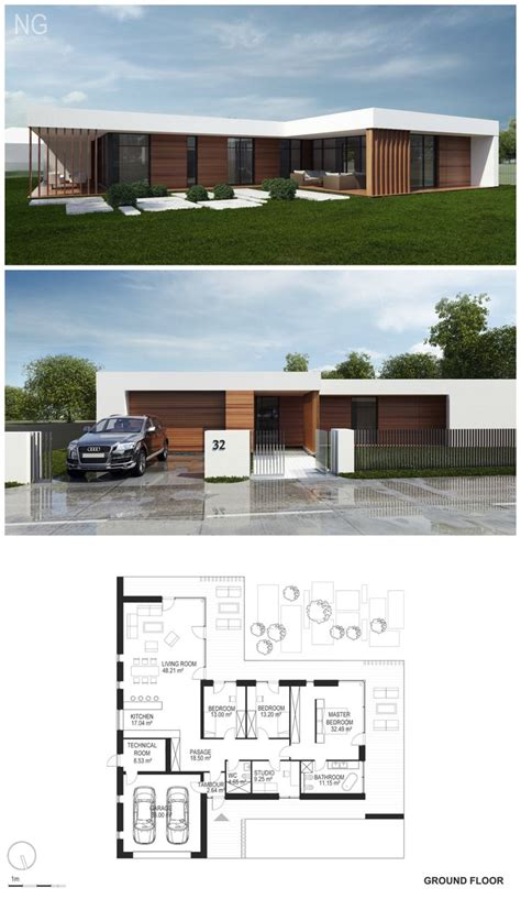 modern houses floor plans best 25 modern house plans ideas on modern