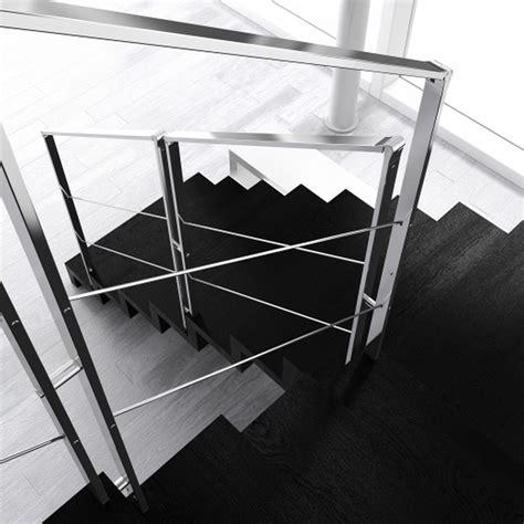 ringhiera org ringhiera in acciaio inox per scale moderne spazio scale