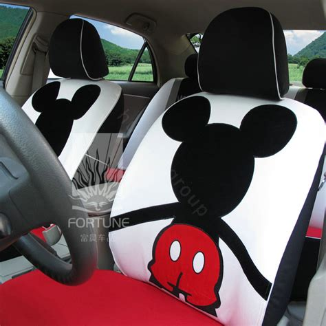 mickey mouse car seat covers buy wholesale fortune mickey mouse autos car seat covers