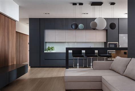 svoya studio the moonway apartment by svoya studio on behance