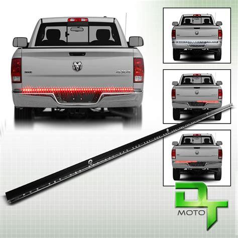 60 Quot Led Signal Brake Reverse Truck Tail Light Tailgate 60 Led Tailgate Light Bar With Backup Light Function