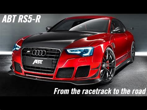 Audi Tuner Abt by Chip Tuning Aerodynamics Rims Abt Sportsline Is The