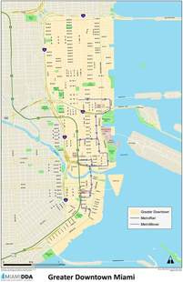 us map miami maps update 21051488 miami tourist attractions map