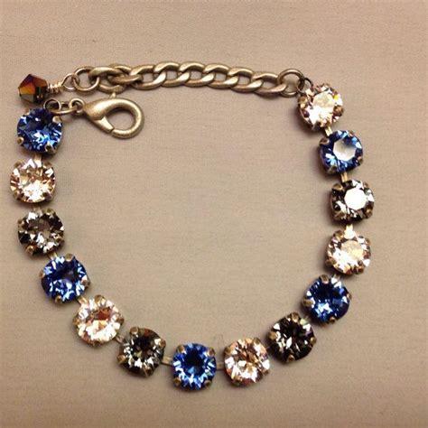Sabika inspired Swarovski crystal bracelet Mariana like
