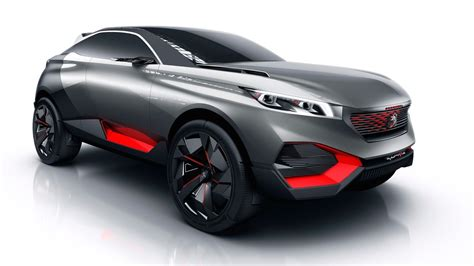 Peugeot Quartz Concept Could Hint At Suv