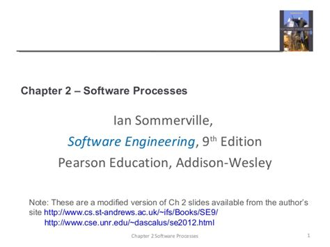 my engineer software my dreamer vol 2 volume 2 books software engineering ian sommerville 9th edition solution