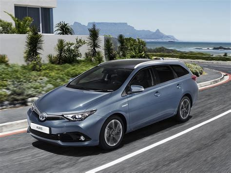 Toyota Auris 2016 2016 Toyota Auris Ii Pictures Information And Specs