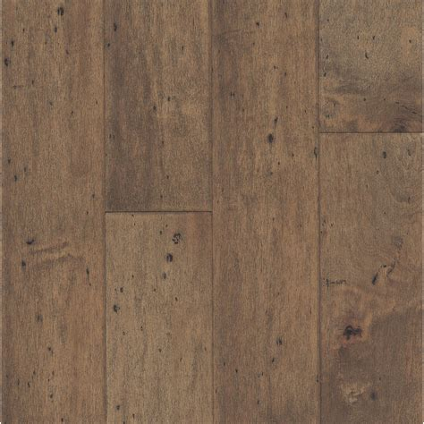 Prefinished Wood Flooring Prices Shop Bruce Rockville American Originals 5 In W Prefinished