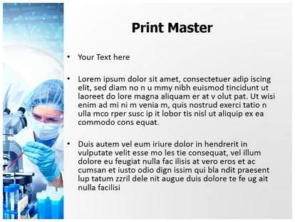Free Pathology Medical Powerpoint Template For Medical Pathology Ppt Templates Free