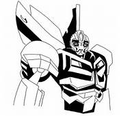 Transformers Bumblebee  Free Coloring Pages On Art