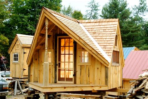 tiny house cabin micro house cottage plans on target in canada