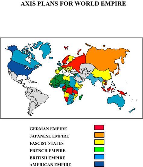 map world empires hitlers world map soviet empire u s s r