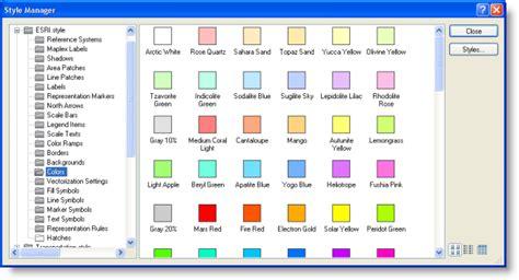 como hacer layout en arcgis 10 image gallery esri symbols