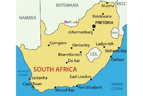 south africa map with cities south africa map blank political south africa map with