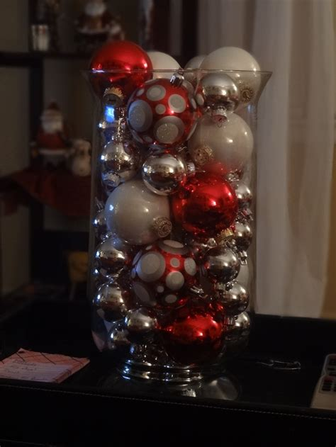 ornaments  glass vase  cat proof christmas decoration possibly christmas decorations