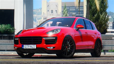 Porsche Cayenne S Probleme by Porsche Cayenne Turbo S 2016 Add On Replace
