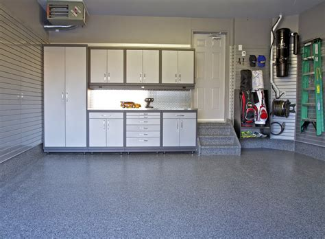 cleaning your garage