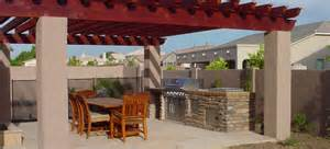 Outdoor Fireplace Arizona - patio design amp backyard landscaping phoenix patios scottsdale patios northwest valley patios