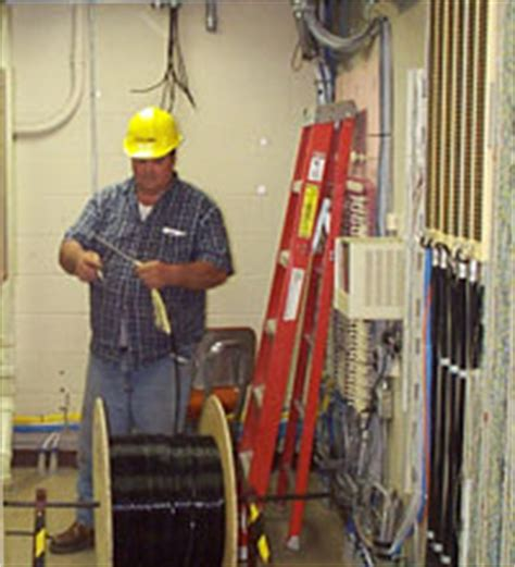 about the michigan tech telcommunications physical plant