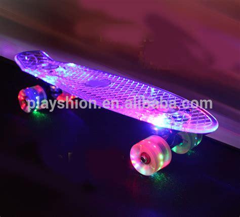 Longboard Light Up Wheels by Best Offer Skateboard Mini Light Up Skateboard Wheels Led Skateboard Buy Led Skateboard Light