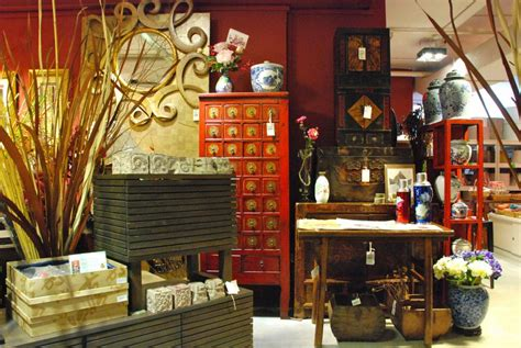 Chinese Home Decor Store | where to shop and eat along the downtown line home