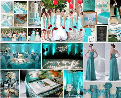 tiffany blue theme wedding ideas lianggeyuan