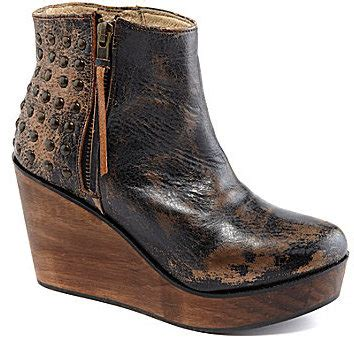 bed stu ghent bed stu ghent wedge booties shopstyle boots