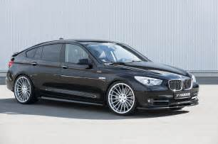 hamann turns bmw 5 series gran turismo into top class