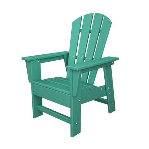 Toddler Outdoor Chair by Polywood 174 Toddler Adirondack Outdoor Chair Sbd12