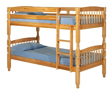 Bunk Beds Outlet Alex Pine Bunk Bed 259 00 Doyles Furniture