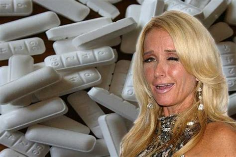 kim richards sobriety kim richards sobriety in question trying to score xanax