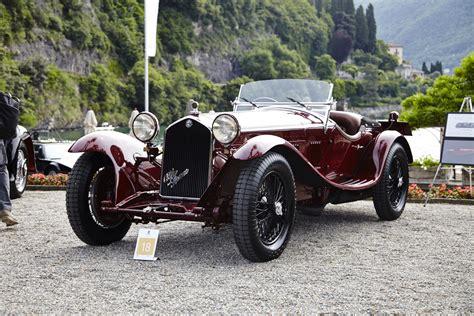 alfa romeo 8c zagato stunning 1932 alfa romeo 8c 2300 spider wins 2015 concorso