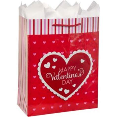valentines day bags 3d valentines day gift bag 13in city