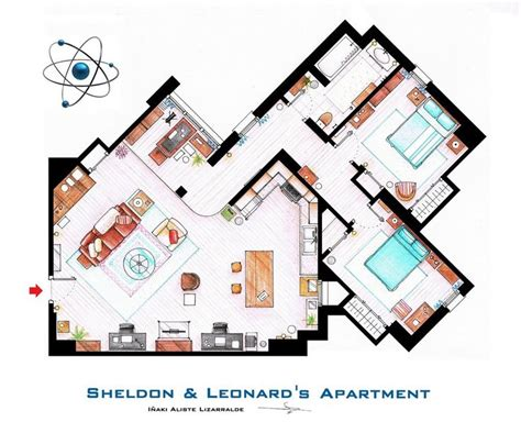 tv show floor plans 19 best tv show floor plans images on pinterest