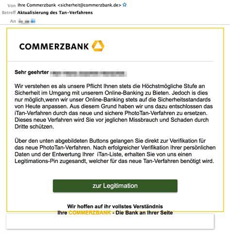 Commerzbank Konto Sperren Deutsche Bank Broker