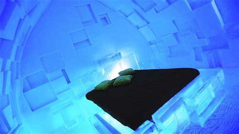 Hotel De Glace Canada by Hotel De Hielo Abre Sus Puertas En Quebec