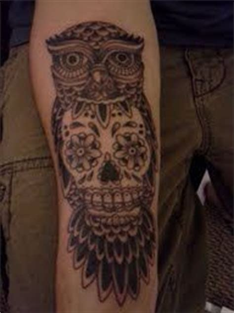 1000 images about owl skull tattoo on pinterest owl