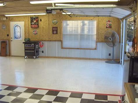 corrugated tin  walls garage walls garage interior