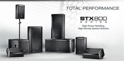 Speaker Jbl Kecil Speaker Jbl Profesional Seri Stx800 Paket Sound System Profesional Indonesia