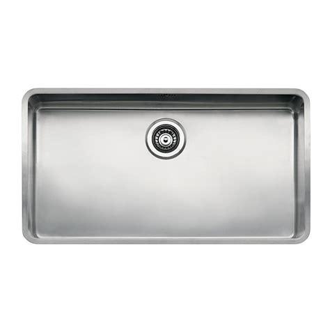 Reginox Kansas 80x42 Wide Bowl Sink Sinks Taps Com Wide Kitchen Sink
