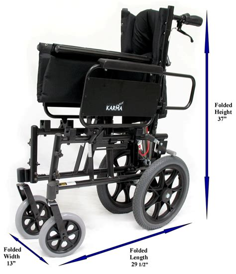 reclining wheelchair hcpc km 5000 tp 36 lbs t 6 reclining wheelchair karma
