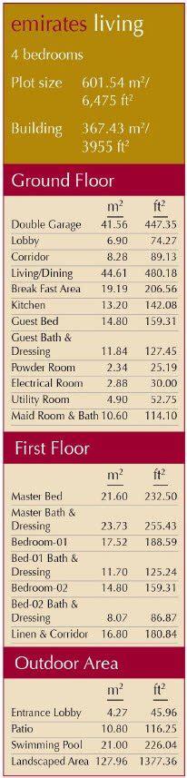 club villas floor plan emirates golf club villas floor plans 187 arab arch