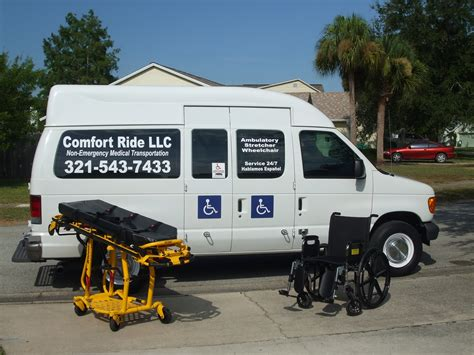 comfort care transportation comfort ride llc cocoa fl company profile