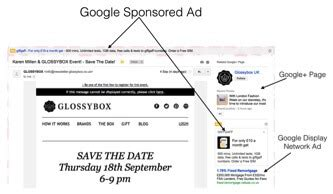 introducing gmail sponsored ads | gsps