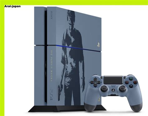 Sony Playstation 4 Ps4 Free Uncharted uncharted limited ps4 console set gray blue dualshock4 sony japan 4948872447232 ebay
